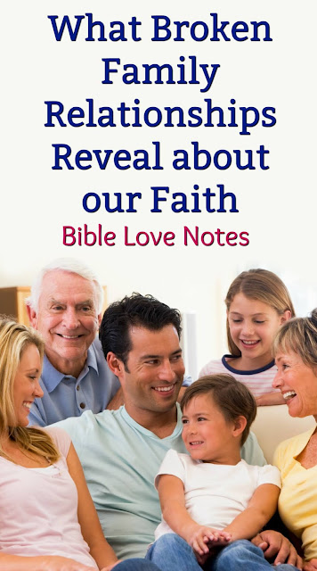 Christians have the power to mend relationships by applying these 3 Biblical principles. A lack of these is a sign of weak faith. #BibleLoveNotes #Bible #Reconciliation