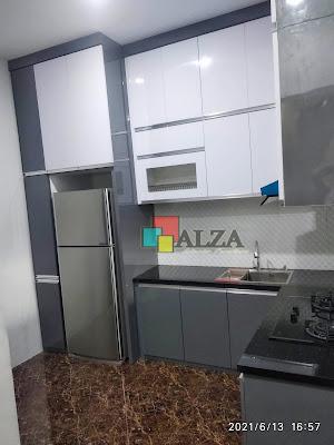 Interior dan Kitchen Set di Gresik