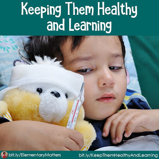 Keeping them healthy and learning: This blog post has suggestions and resources to help both teachers and parents during the Coronavirus pandemic, social distancing, and time away from school.