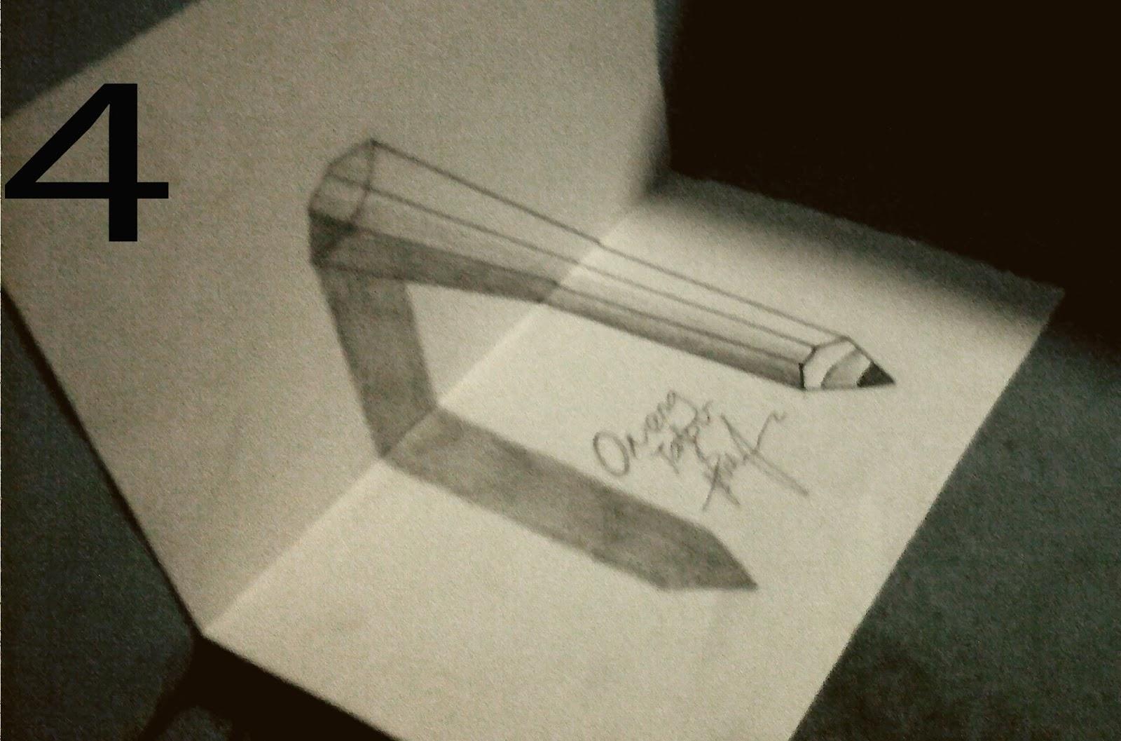 Kumpulan Workshop Gambar Sketsa Pensil