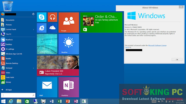 Windows 8.1 All In One 2020 Latest Version Free Download