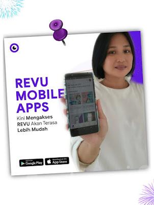 Revu Indonesia platform influencer