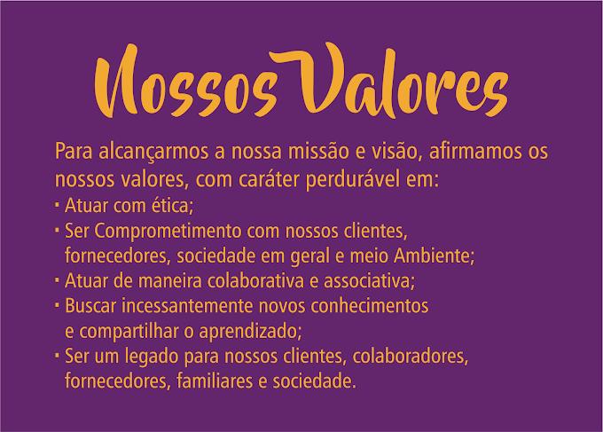NOSSO VALORES