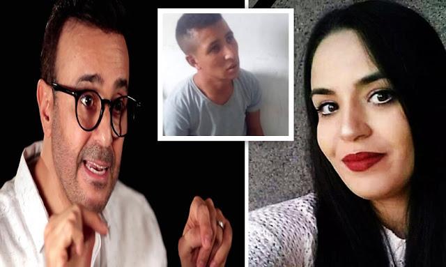 """صابر الرباعي يعلق على جريمة قتل رحمة لحمر:""""النفس بالنفس والإعدام لمن هم خارج نسيجنا الاجتماعي"""" (فيديو)!"""