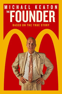 The Founder (2016) Full Movie Download Dual Audio {Hindi+English} 720p BRRip
