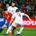 Fußball: Vermeidbare Klatsche gegen Tabellenführer Spanien