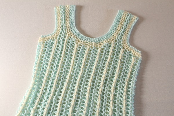 crochet, how to, tutorial, free pattern, top, blouse, shirt, tank top