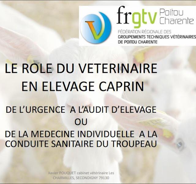 Le role du vétérinaire en élevage caprin - WWW.VETBOOKSTORE.COM