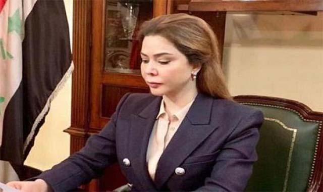 أول ظهور رغد صدام حسين بعيدا عن السلطة
