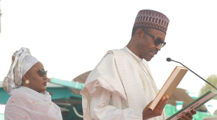 All Buhari did in the last 2 weeks was to kill Nigeria's image - Bishop Ighele