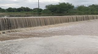Chove 145 mm na zona urbana de Frei Martinho