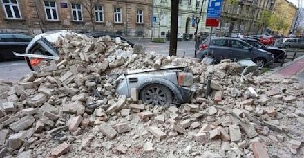 Τα πρώτα video από την ώρα του σεισμού στην Κροατία