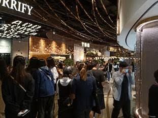 Cultural retail concept stimulates consumption.