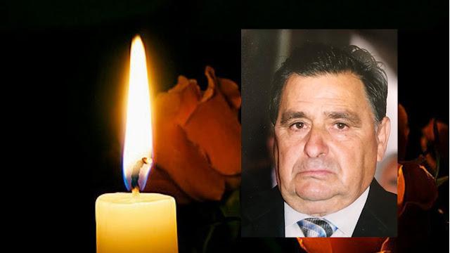 Θλίψη στην Ερμιονίδα για τον θάνατο του Μάκη Πιτσά