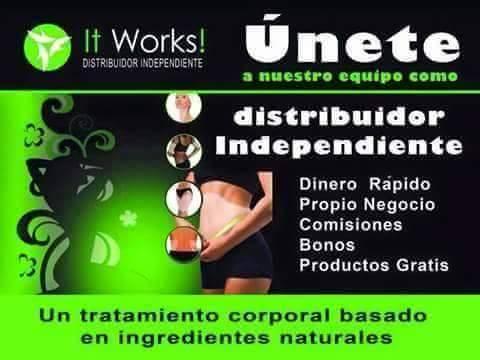 Distribuidor de ItWorks