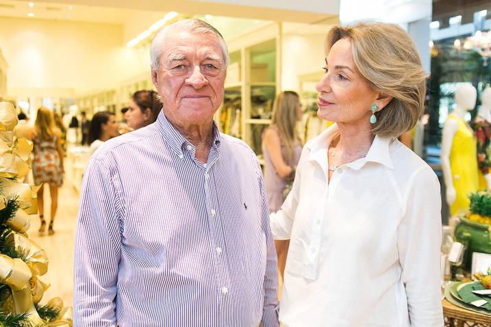 FRANKLIN TOSCANO | Embaixador do RIO : BETINA HAEGLER E