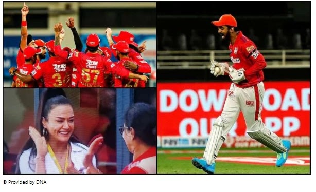 'This is a mega robbery by KXIP': Netizens visitors enjoy Punjab's fourth straight win