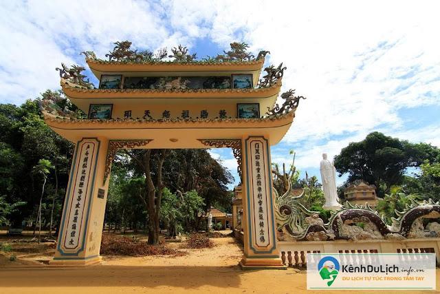 địa điểm du lịch Quảng Ngãi