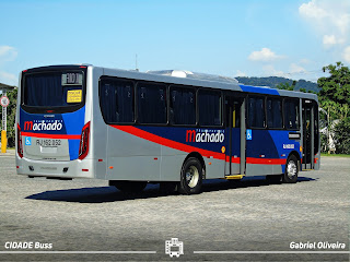 Imagem ônibus 404I Piabetá x Caxias