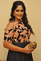 Sowmya Venugopal in Anarkali Dress at Kalamandir Foundation 7th anniversary Celebrations ~  Actress Galleries 009.JPG