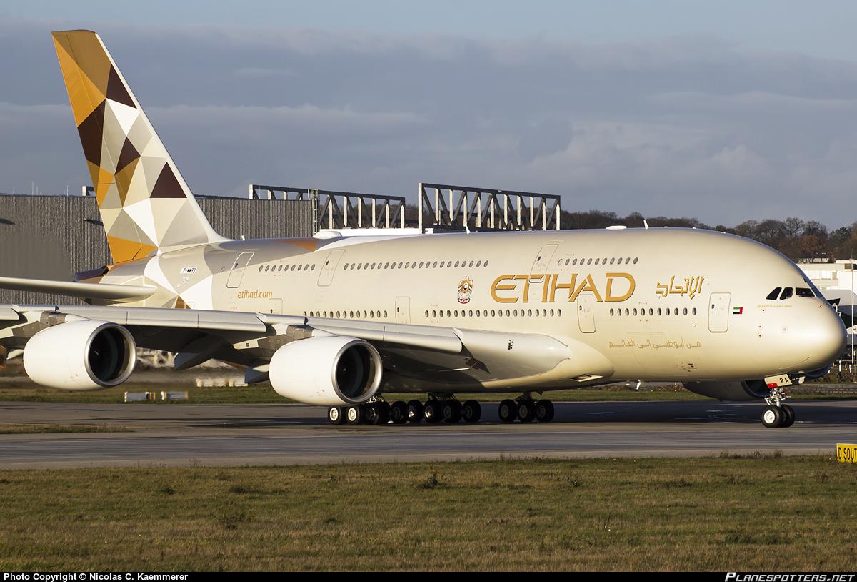 Kitomari Banking Finance Blog Etihad Airways Delivers