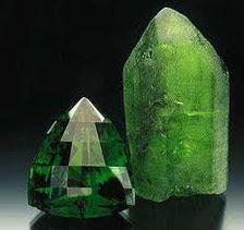 Piedra Mágicas: El Peridoto