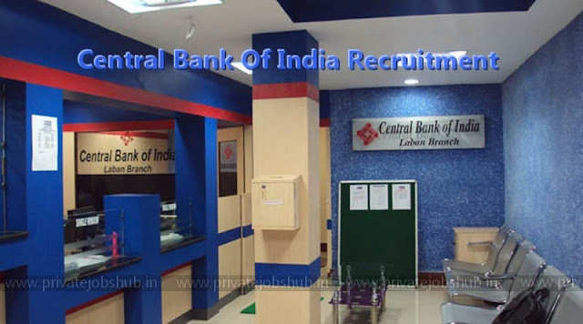 Central Bank Of India Recruitment 2017–2018 Director for RSETIs Jobs