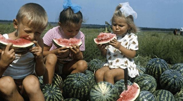 Для тех, кто скучает. Беззаботное советское детство в фотографиях