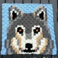 Grey Wolf C2C Square