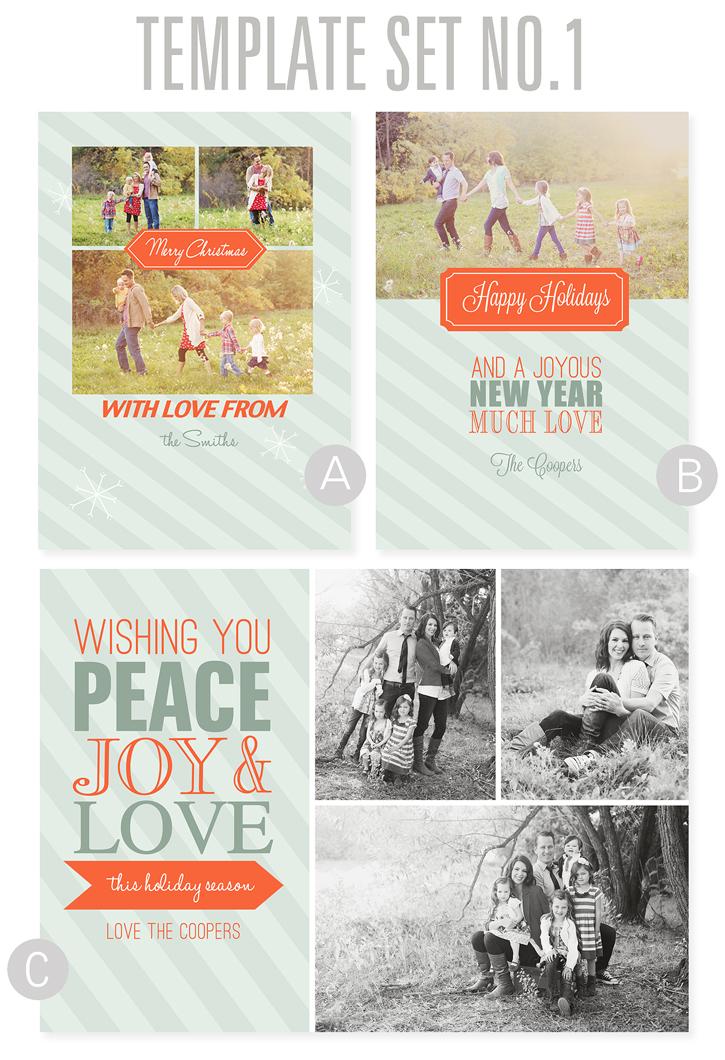 Free Holiday Card Templates - free xmas card template
