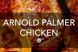 Arnold Palmer Pan-Roasted Chicken Thighs