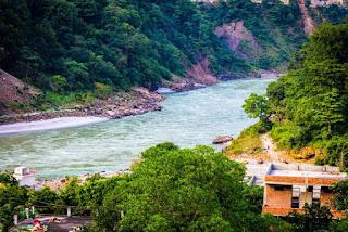 ভারতের দশটি দীর্ঘতম নদীর