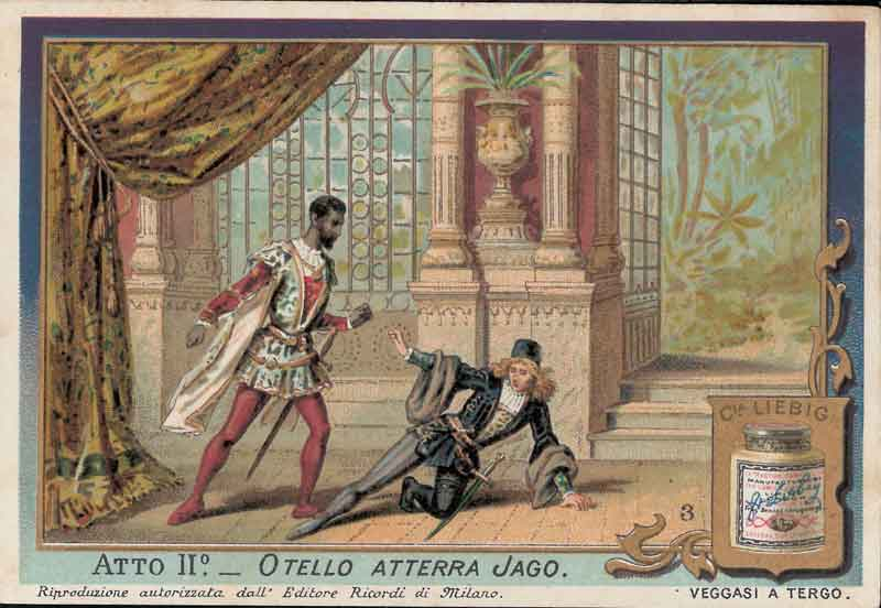 an analysis of the character of lago in the play othello by william shakespeare