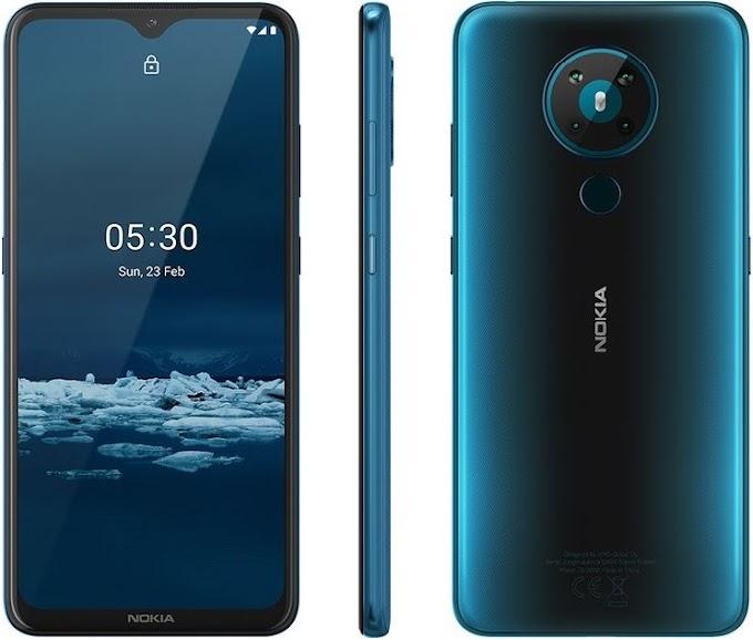 موبايل Nokia 5.3 بسعر 2699 جنيه على جوميا مصر