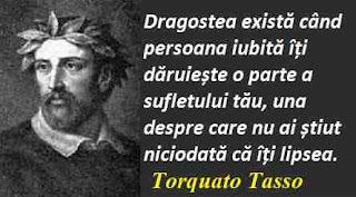 Maxima zilei: 11 martie - Torquato Tasso