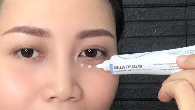 Cách khắc phục THÂM QUẦNG MẮT | Dark Eye Cream Trang Nguyễn