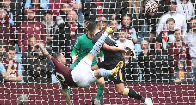 ملخص واهداف مباراة استون فيلا ونيوكاسل (2-0) الدوري الانجليزي