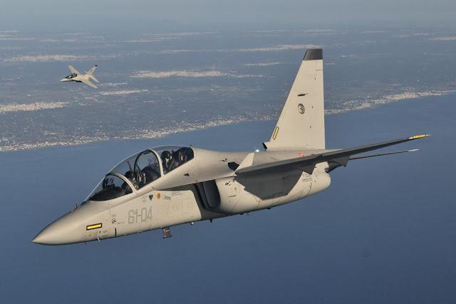 Leonardo M-346 Kuwait