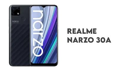 Realme Narzo 30A মোবাইলের দাম