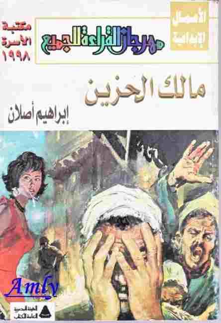 رواية مالك الحزين  لـ إبراهيم أصلان pdf