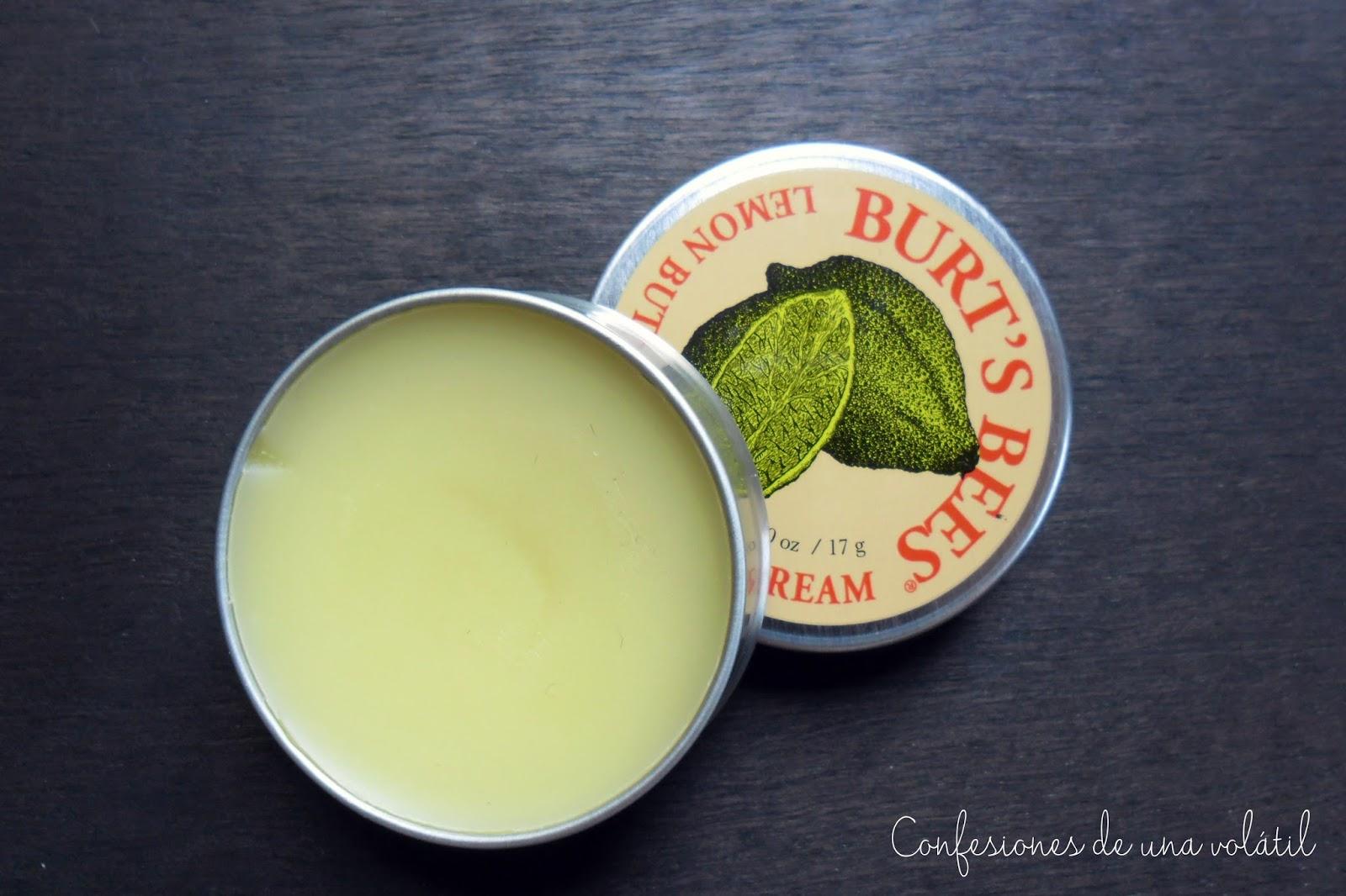 1,2,3, probando: Crema para cutículas de mantequilla de limón, de ...