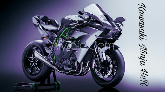 Gambar Motor Kawasaki Ninja H2R