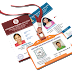 PVC ID CARD Print, School Students ID Card Print, Corporate Employee ID Card Print