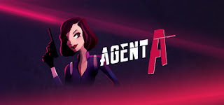 Agent A A puzzle in disguise-GOG