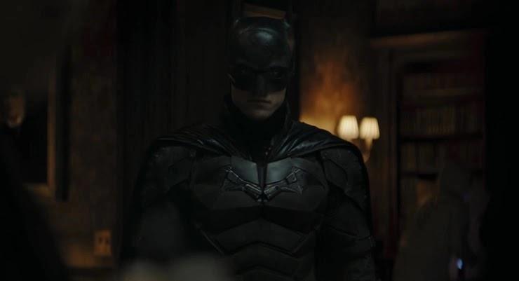 Роберт Паттинсон новый Бэтмен