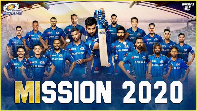 Mumbai Indians beat Delhi Capitals by 5 wickets.