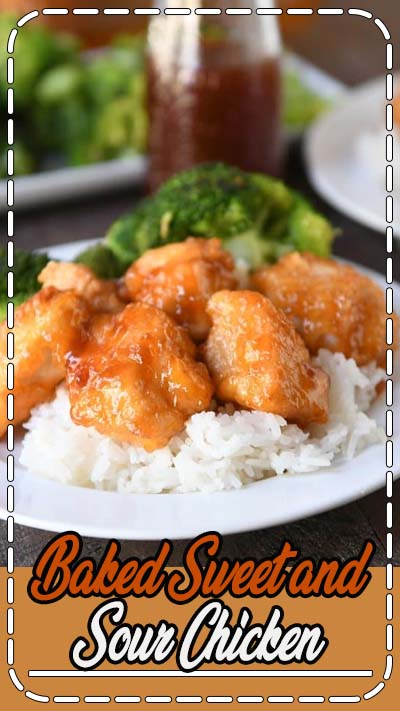 Easily the most popular recipe on my blog, this baked sweet and sour chicken is a miracle of a dish. Baked, not fried, it has been a family favorite for over a decade!