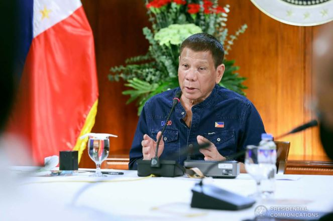 Duterte addresses the nation August 2 on ECQ call
