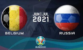 موعد مباراة بلجيكا وروسيا في بطولة يورو 2020