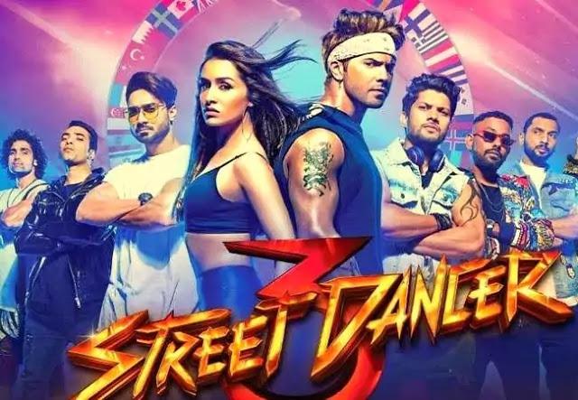 Street Dancer 3D Hindi Full Movie Download Leaked By TamilRockers